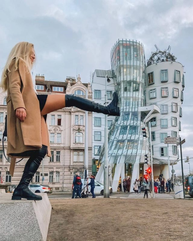 Dancing House in Praque